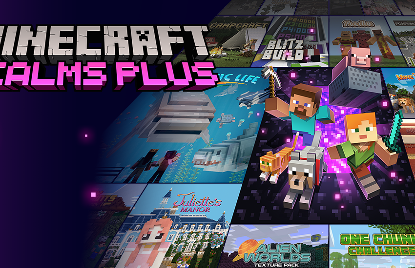 Apa Itu Minecraft Realms Plus ?