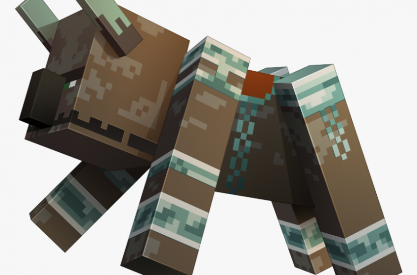 Mobs : Ravager